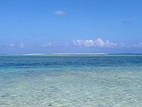 沖のハテノ浜