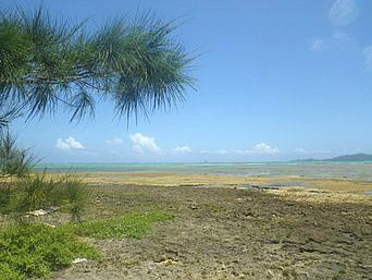 オーハ島のオーハの東端