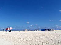 はての浜のナカノ浜内陸 - 簡易トイレもあるがツアーごとに決まっているので注意