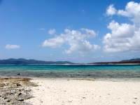 はての浜のメーヌ浜西 - オーハ島まで近い!