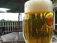波照間島のみんぴか - やっぱりここで飲むビールは最高!