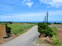 波照間島のコート盛/火番盛の写真