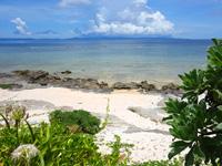 波照間島のブドゥマリ浜/大泊浜