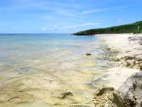波照間島のブドゥマリ浜/大泊浜 - ビーチもあるけど岩場がメイン!遊泳禁止です