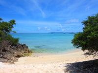 波照間島のペー浜/南浜の写真
