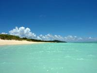 ペー浜の海の色