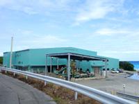 波照間島の波照間島製糖工場