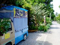 波照間島のはてるん/日本最南端のたこ焼き屋さん - 移動販売所ですが味○近くにいつもある?