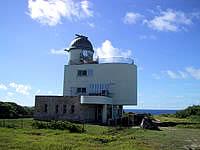 波照間島の星空観測タワー - 施設はともかく、この中にいる人が有名