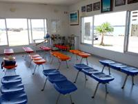 鳩間島のいとま浜ターミナル/鳩間港旅客ターミナル - 鳩間島マップもあるので要チェック!