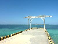 備瀬の桟橋