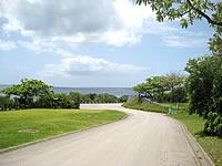 海洋博公園 散策路/休憩小屋
