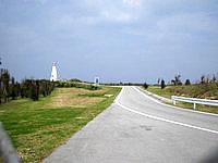 伊江島の伊江島灯台
