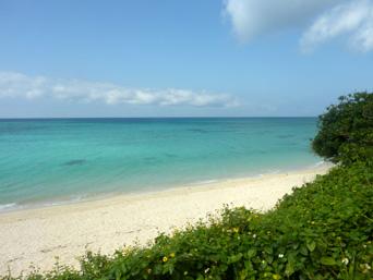 GIビーチ西