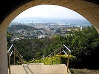 伊江島の城山登山口 - 徒歩で来る方はこちら