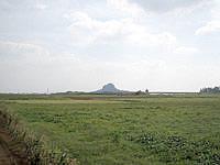 北から城山