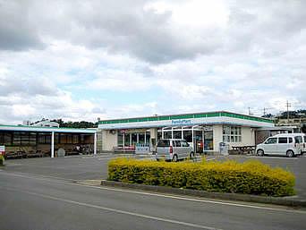 伊江島のファミリーマート伊江店