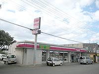 伊江島のファミリーマート伊江東店(旧ココストア伊江島・旧ホットスパー)