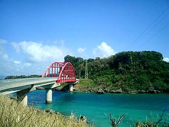 宮城島の伊計大橋