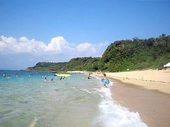 大泊ビーチ