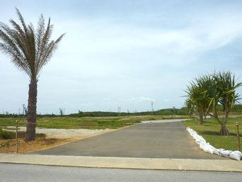 伊計島の沖縄サーキット(閉鎖)