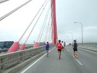 海中道路の平安座海中大橋/海中道路大橋 - マラソン大会も開催!