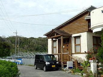 浜比嘉島のレストラン・喫茶 むいにー亭「集落奥にあるフレンチのお店」