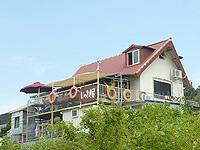 平安座島のいっぷく屋