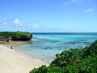 宮古列島 池間島の池間ブロック/フナクスビーチの写真