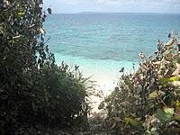 池間島のアラシッスゥヒダ(ニーラ先のビーチ)