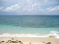 池間島のアラシッスゥヒダ - 砂浜はとてもキレイです