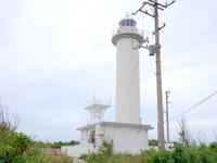 池間島の池間島灯台