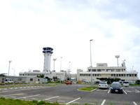 宮古列島 下地島のみやこ下地島空港の写真