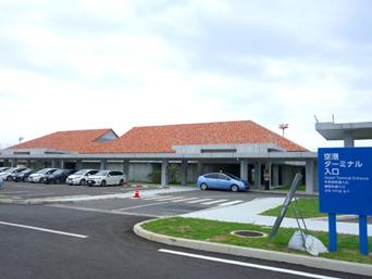 下地島のみやこ下地島空港へのアクセス/バス/レンタカー