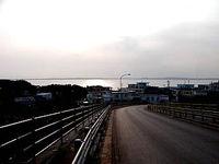 伊良部島の伊良部町の様子