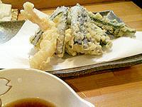 伊良部島の寿しけん - 天麩羅もかなり美味しい