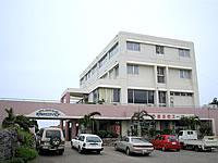 伊良部島のレストラン入江