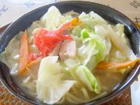 伊良部島のまるよし食堂 - 野菜そば