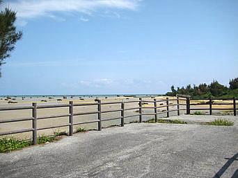 佐和田の浜 展望台