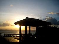 サバ沖展望台からの朝日