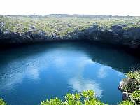 下地島の通り池 - こっちは内側の池