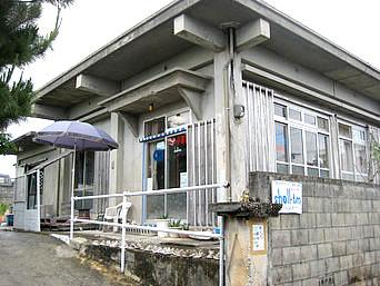伊良部島のシェルTM/shell-tm/貝の小部屋「メイン通りから細い道を進んでいくとあります」