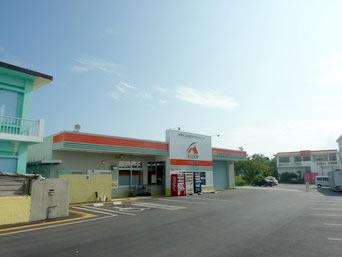 伊良部島のAコープ さらはま店「最近建て替えられたらしくキレイです」