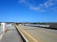 伊良部島の乗瀬橋/伊良部橋(再架橋)