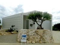 伊良部島のガラススタジオ コーラルブルー