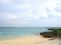 伊良部島の親泊の浜