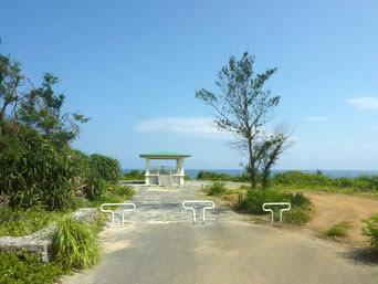 伊良部島の白鳥崎