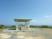 伊良部島の白鳥崎 - 展望台がリニューアルされた?