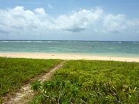 西表島のみみきりの浜/宇那利崎のビーチ