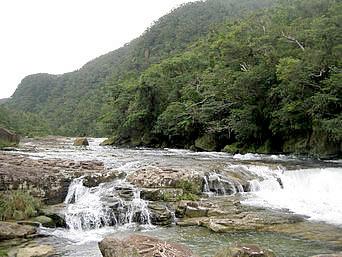 浦内川上流